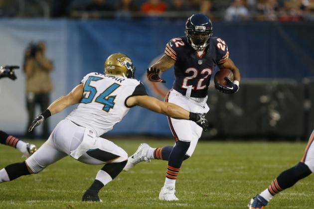 How the Chicago Bears Offense Matches Up with the Buffalo Bills Defense