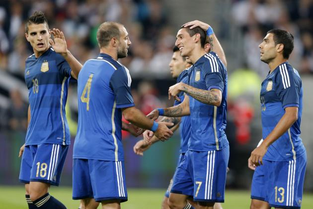 Angel Di Maria's Performance vs. Germany Proves His Worth for Manchester United