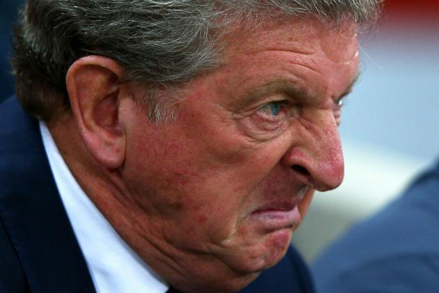 Roy Hodgson Attacks Media After England Win, Wayne Rooney Hails Raheem Sterling