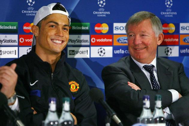 Cristiano Ronaldo's Endless Love for Man United Should Not Worry Real Madrid