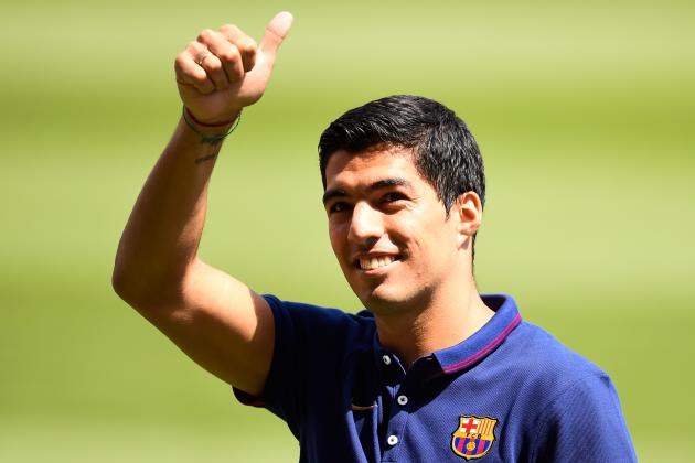Luis Suarez Set for Barcelona Outing as Star Eyes Clasico Clash with Real Madrid