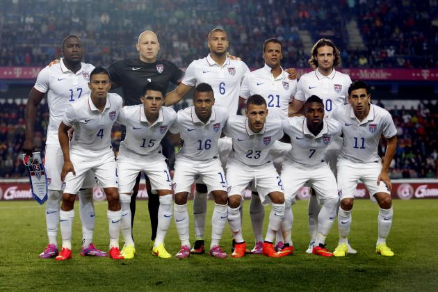 USMNT Shows Positive Signs in Win over Czech Republic