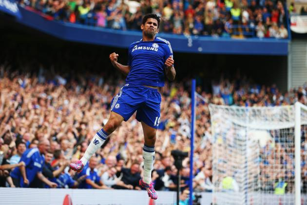 Diego Costa's Attack Power Will Lift Chelsea to Premier League Glory