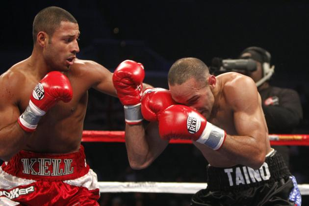 Kell Brook Hospitalised After Being Stabbed in Leg in Tenerife
