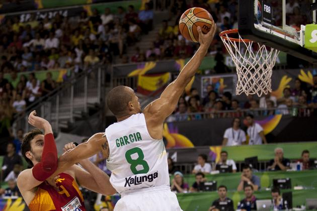 Brazil vs. Egypt: Live Score and Highlights for FIBA World Cup 2014