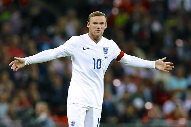 England Look Much More Threatening Without Captain Wayne Rooney