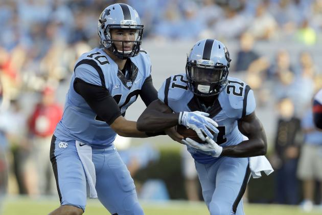 San Diego State Aztecs vs. North Carolina Tar Heels: Betting Odds and Prediction
