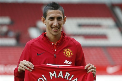 Real Madrid Transfer News: Angel Di Maria Letter Cited for Radamel Falcao Miss