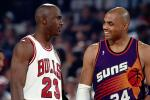 Charles Barkley Says Friendship with Michael Jordan Became Strained