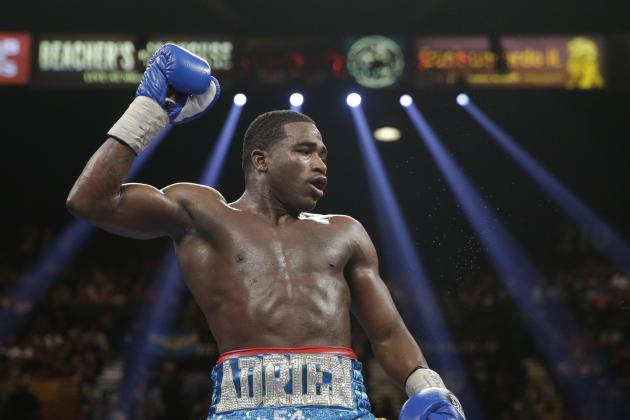 Adrien Broner vs. Emanuel Taylor: Fight Time, Date, TV Info and More