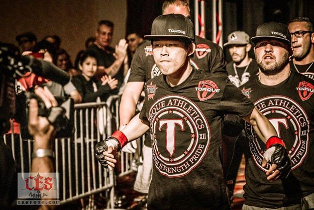 Tateki Matsuda Traveled a Unique Path to UFC Debut at Fight Night 50