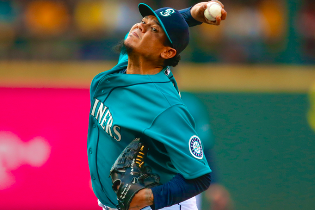 Felix Hernandez Showcasing Why He Is the AL's Perfect Wild-Card Weapon
