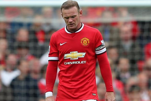 Wayne Rooney's Place in Manchester United Team Under Threat from Star Arrivals