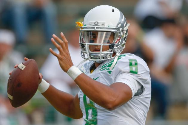 NCAA Football Rankings 2014: Latest Week 2 Standings and Playoff Predictions