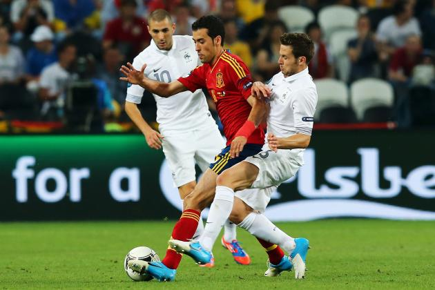 France vs. Spain: Live Score, Highlights from International Friendly