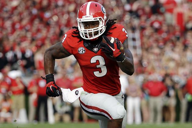 SEC Extra Points with Barrett Sallee: Todd Gurley for Heisman, Alabama's CBs