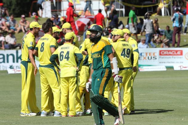 Australia vs. South Africa, Series Final: Date, Time, Live Stream, TV Info