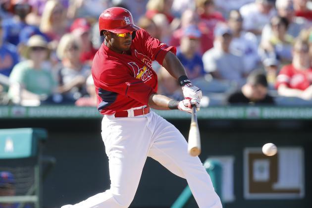 Cardinals Call Up Triple-A First Baseman Xavier Scruggs