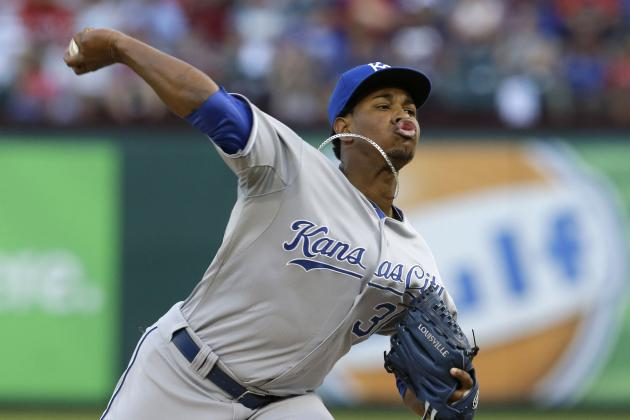 Yordano Ventura Can Springboard Breakout Rookie Season into Big-Game Stardom