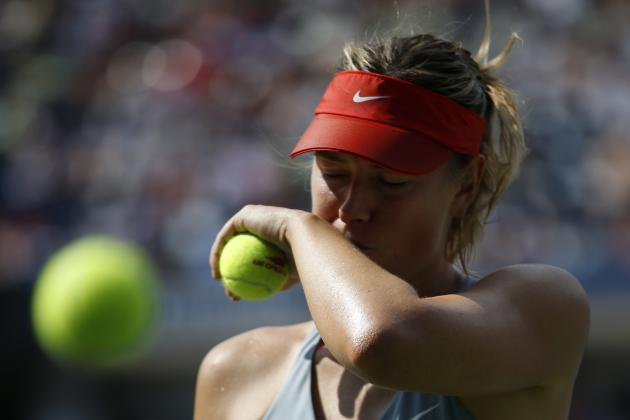 Maria Sharapova's US Open Upset Doesn't Discount Successful 2014