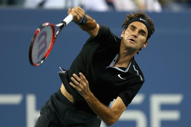 US Open 2014 Results: Latest Scores and Evening Draw Schedule for Day 11