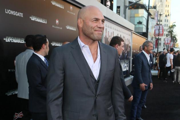 UFC Great Randy Couture to Compete on ABC's 'Dancing with the Stars' Season 19