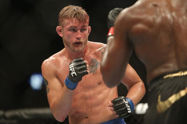 Alexander Gustafsson vs Anthony Johnson Closer to Reality? That's Fine with Me.