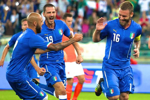 Italy vs. Netherlands: Score, Recap and Post-Match Reaction
