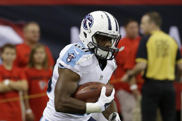 Bishop Sankey Will Start for Titans When He Learns to Be an NFL RB