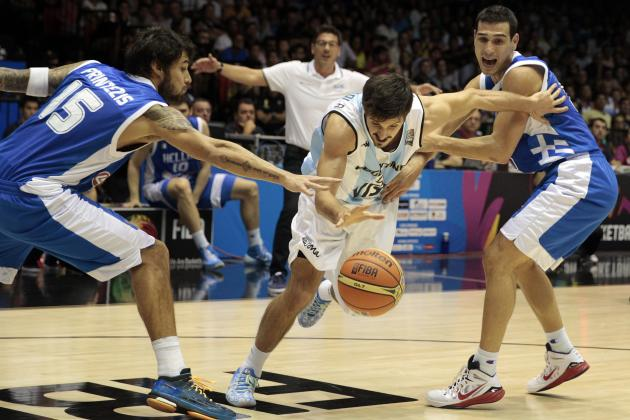 Argentina vs. Greece: Game Grades, Analysis for FIBA World Cup Matchup