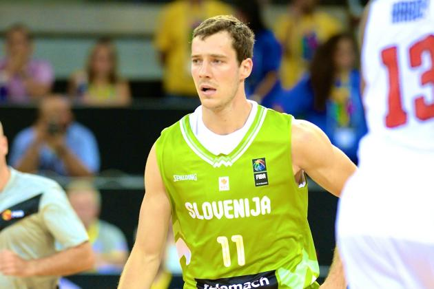Goran Dragic Claims FIBA World Cup Game Between Australia and Angola Was Fixed