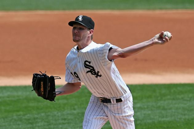 White Sox's Chris Sale Seeking Franchise-Record 18th Double-Digit Strikeout Game