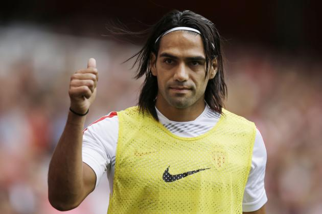 Radamel Falcao Will Provide Firepower to Make Man Utd's Attack Dangerous Again