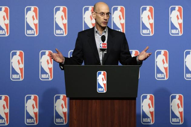 Adam Silver Claims Legalization of Sports Gambling Throughout US Is Inevitable
