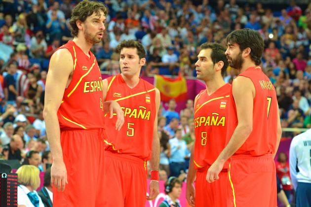 FIBA World Cup: Why Spain's Threat to Team USA Is at an All-Time High