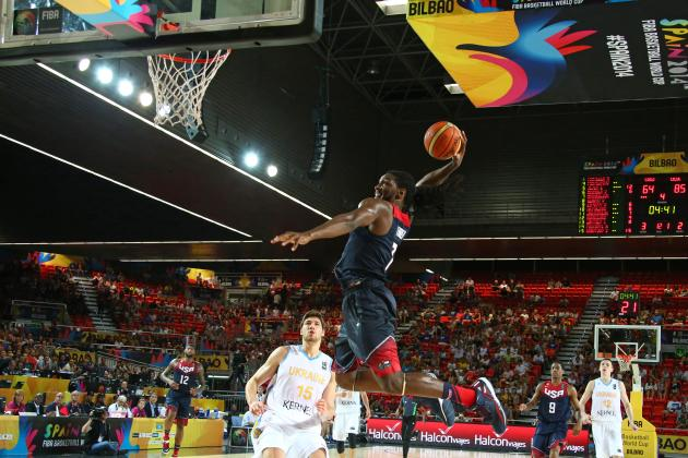 Kenneth Faried's Strong FIBA Play Means Rising Price Is Worth It for Nuggets