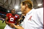 Saban: CFB Changed a Lot in Past 3-4 Years