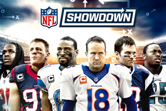 NFL Showdown: New Mobile Game Launches Just in Time for Football Season