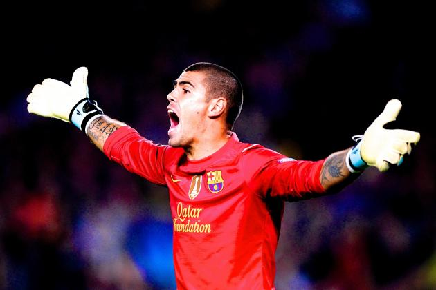 Talent and Personality Will See Victor Valdes Become Liverpool's First Choice