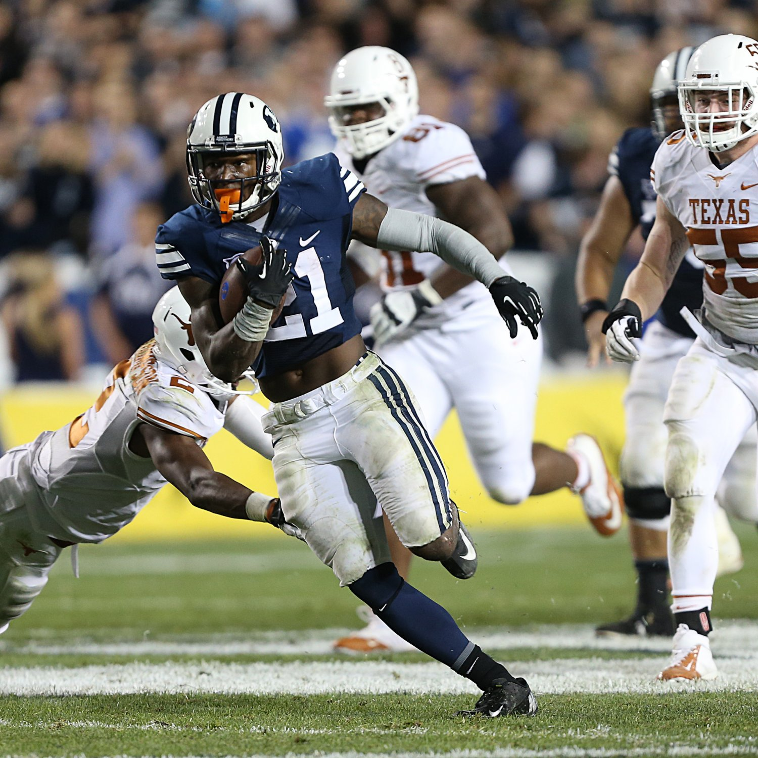 BYU Football: Without Utah Game, Texas Poses as 2014 ...