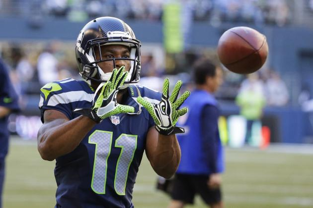Percy Harvin's Instant Fantasy Reaction After Week 1 vs. Packers