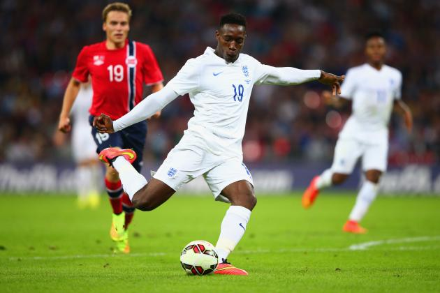 Why Danny Welbeck Will Struggle as a Lone Striker for Arsenal