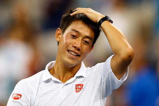 US Open 2014: Can Kei Nishikori Finally Break Through Against Favorite Djokovic?