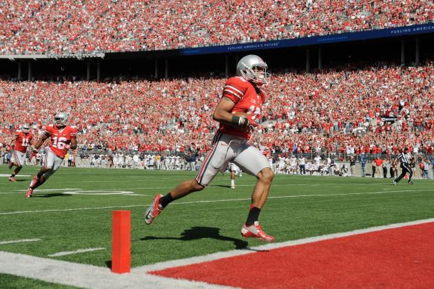 Ohio State Football: Why Devin Smith Will Be Key Against Virginia Tech