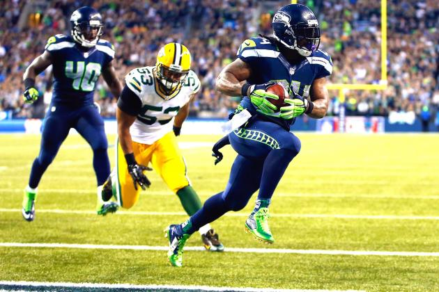 Green Bay Packers vs. Seattle Seahawks: Live Score, Highlights and Analysis