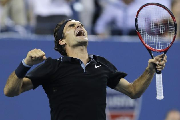 Roger Federer vs. Gael Monfils: Score and Recap from 2014 US Open