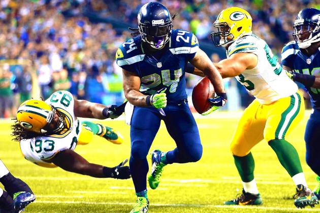Despite Offseason Unrest, Marshawn Lynch Still Seahawks' Offensive Catalyst