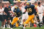 Best Players from Michigan-Notre Dame Rivalry