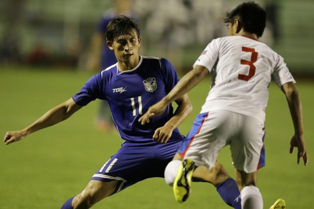 Azkals vs. Myanmar: Philippine Peace Cup Final 2014 Live Stream and Preview