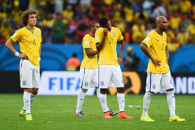 Brazil Start Road to Recovery Against Colombia in First Test After World Cup